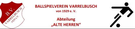 Alte Herren BV Varrelbusch